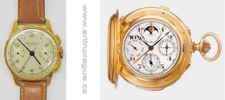 Materiál (technika)  prodej a výkup hodinek 0ea76e3283